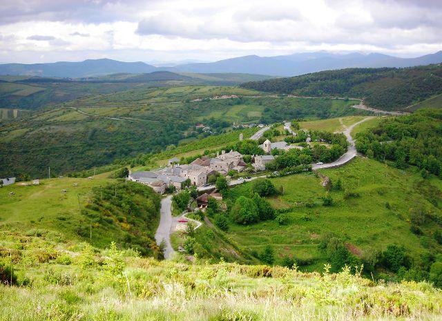 Дорога Сантьяго-де-Компостела