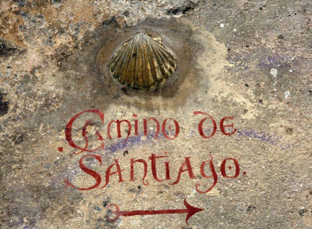 Indicador Camino Santiago
