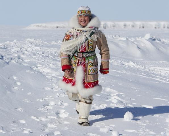 Якутская красавица