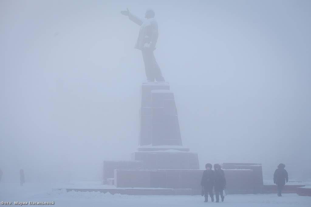 Lenin 1024x683 - Якутия. Огонь, кумыс и медный хомус