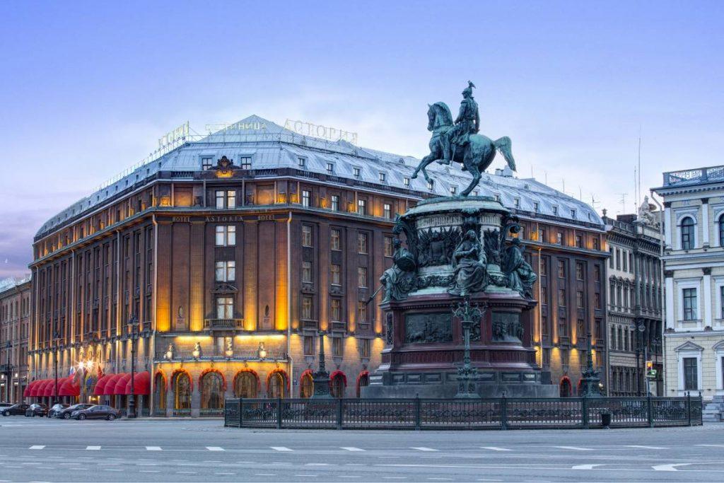 RFH Hotel Astoria Facade 7433 1024x683 - Санкт-Петербург. «Астория»