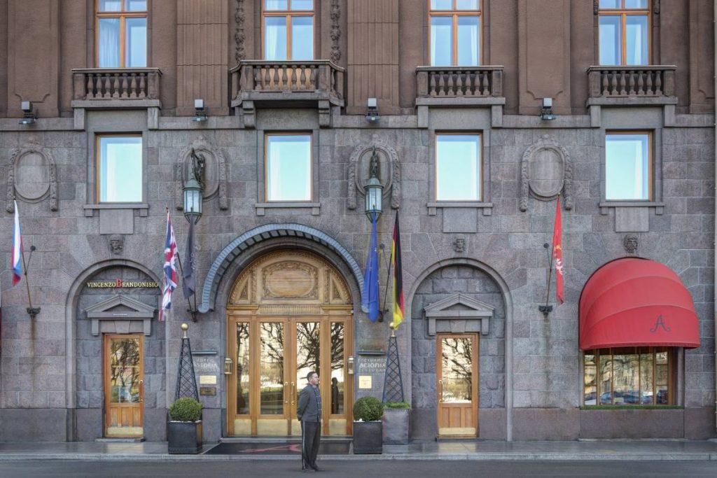 RFH Hotel Astoria Facade 7504 1024x683 - Санкт-Петербург. «Астория»
