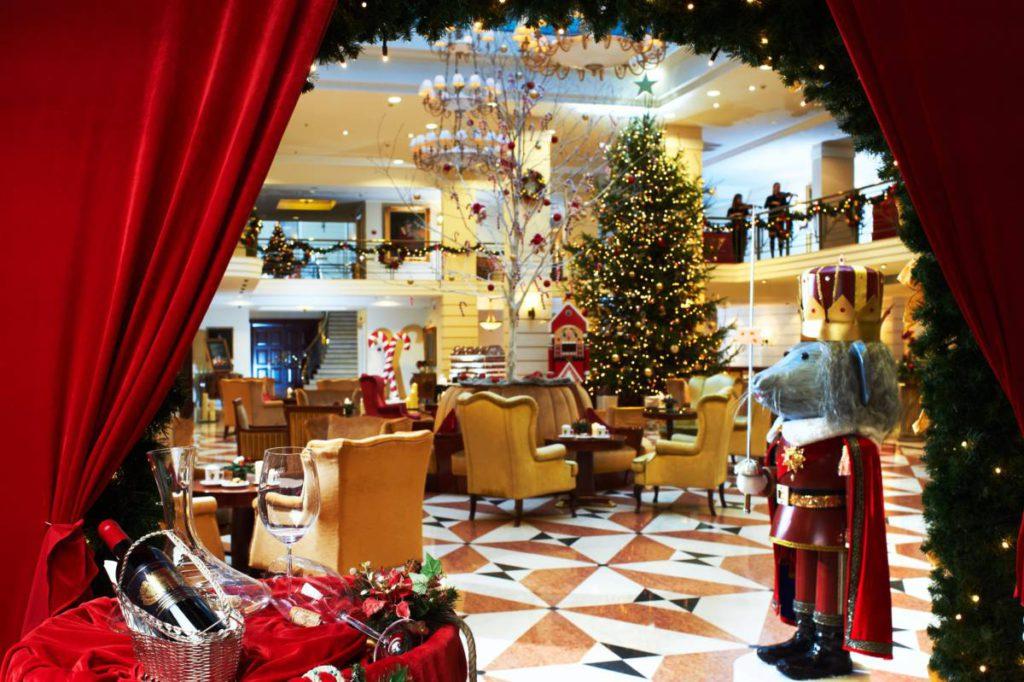 рождество, санкт-петербург, кемпински