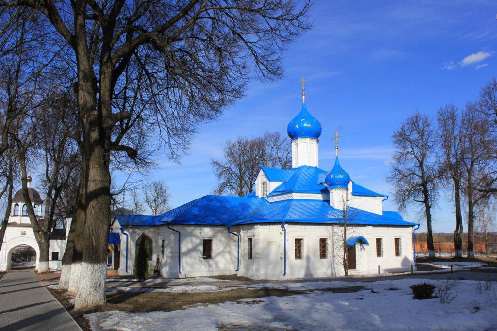 Feodorovskij monastyr 1024x682 - На выходные в Переславль-Залесский